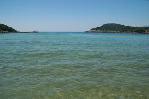 Ammoudia Bucht