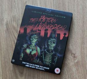 Return of the Living Dead Steelbook