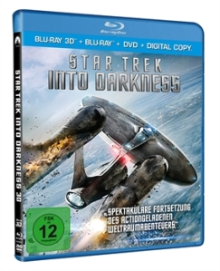 STAR TREK XII - Into Darkness (Blu-ray 3D Superset)_3D