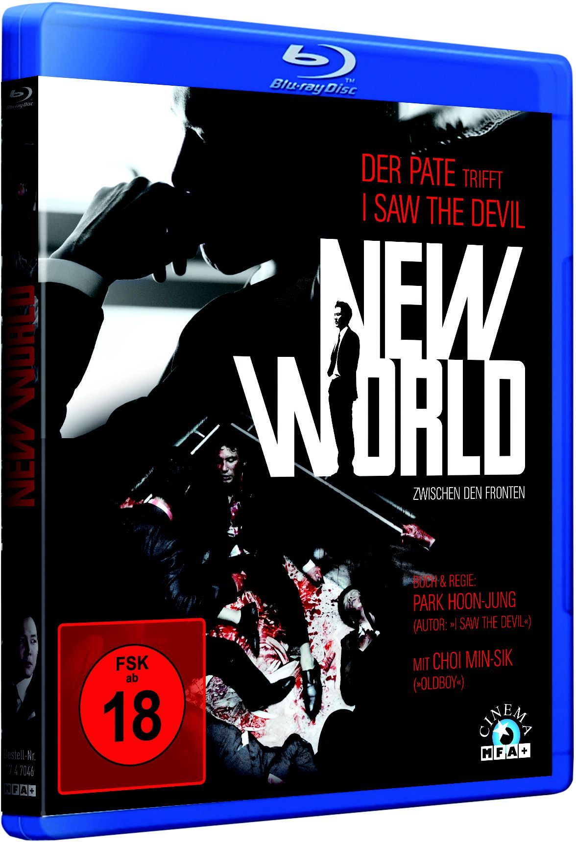 New World Zwischen Den Fronten