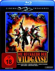 Die Rueckkehr Der Wildgaense_BD_Cover