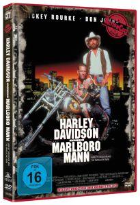 Harley Davidson Marlboro Mann Cover