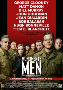 Monuments_Men-Plakat