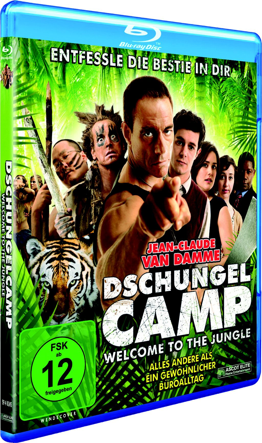 Dschungelcamp Welcome To The Jungle