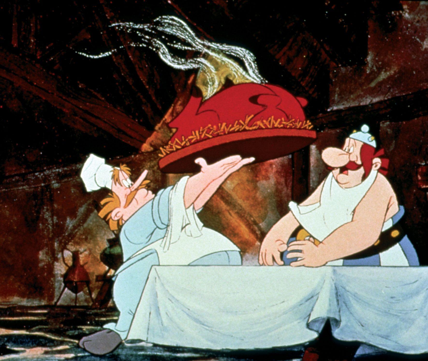 asterix erobert rom die spinnen die r mer die nacht. Black Bedroom Furniture Sets. Home Design Ideas
