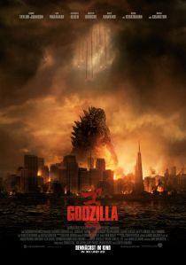 Godzilla-Plakat