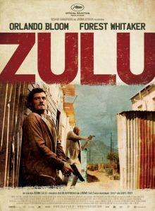 Zulu-Plakat