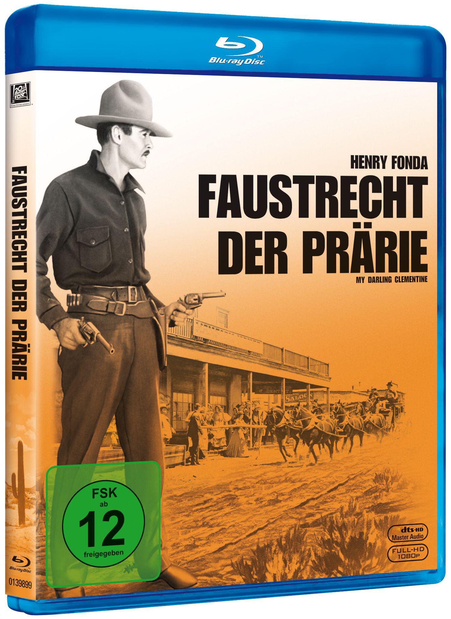 Faustrecht Der Prärie