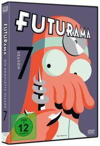 Futurama-7-Cover