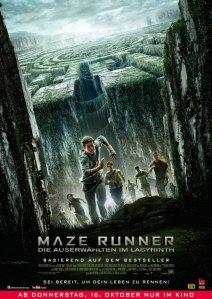 Maze_Runner-Plakat