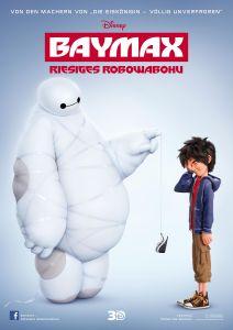 Baymax-Plakat