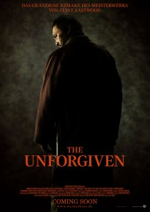 The_Unforgiven-Plakat