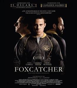 Foxcatcher-Plakat