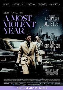 A_Most_Violent_Year-Plakat