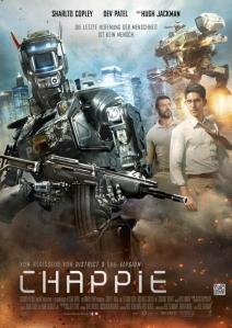 Chappie-Plakat