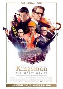 Kingsman-Plakat