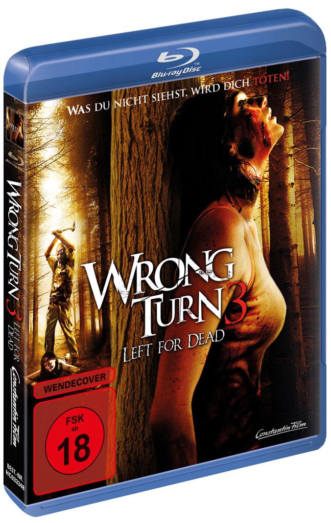 Wrong Turn Reihe