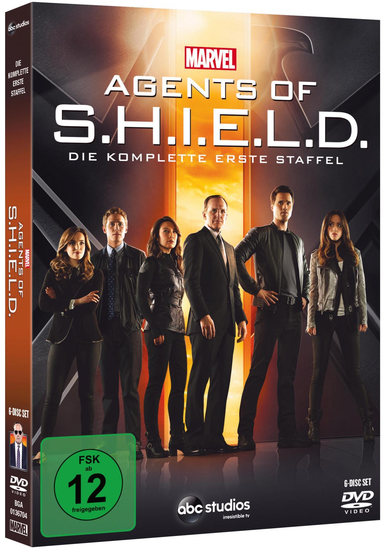 MarvelS Agents Of Shield Staffel 3 Deutsch