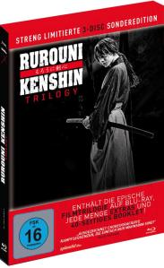 Rurouni Kenshin Trilogy 3D