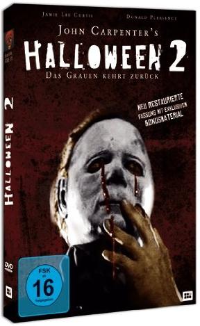 John Carpenter Viii Halloween 2 Das Grauen Kehrt Zurück