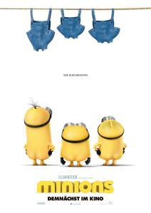 Minions-Plakat