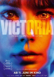 victoria-Plakat