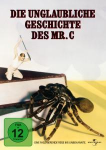 Die_unglaubliche_Mr_C-Cover-DVD