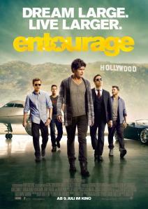Entourage-Plakat