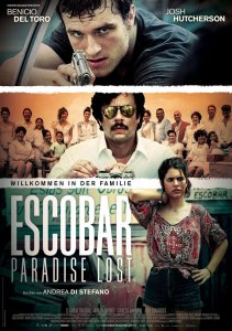 Escobar-Plakat
