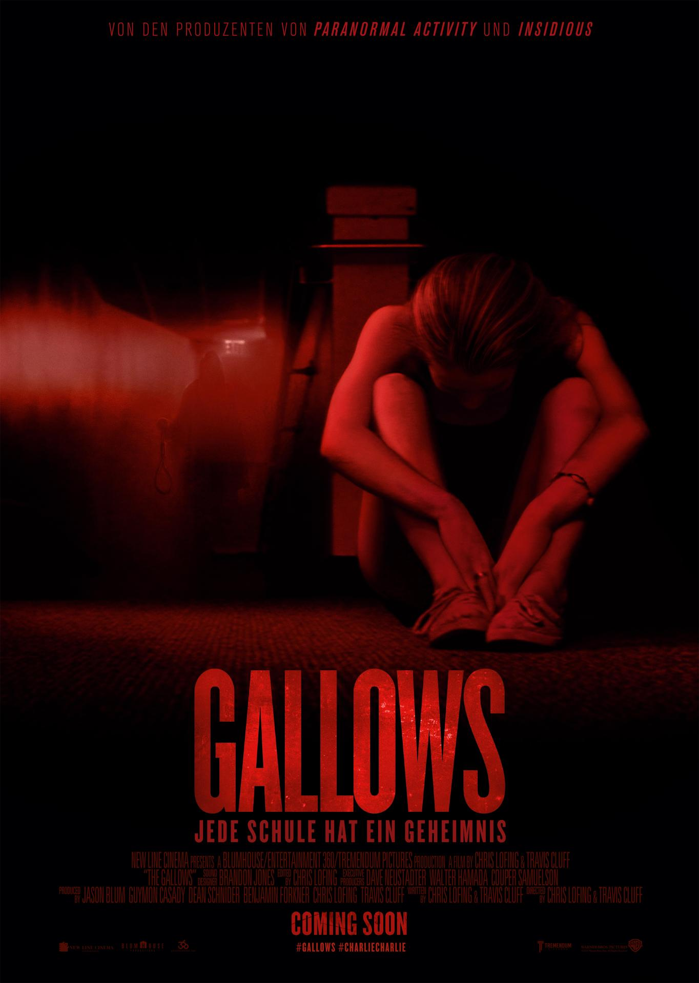 Gallows Jede Schule Hat Ein Geheimnis