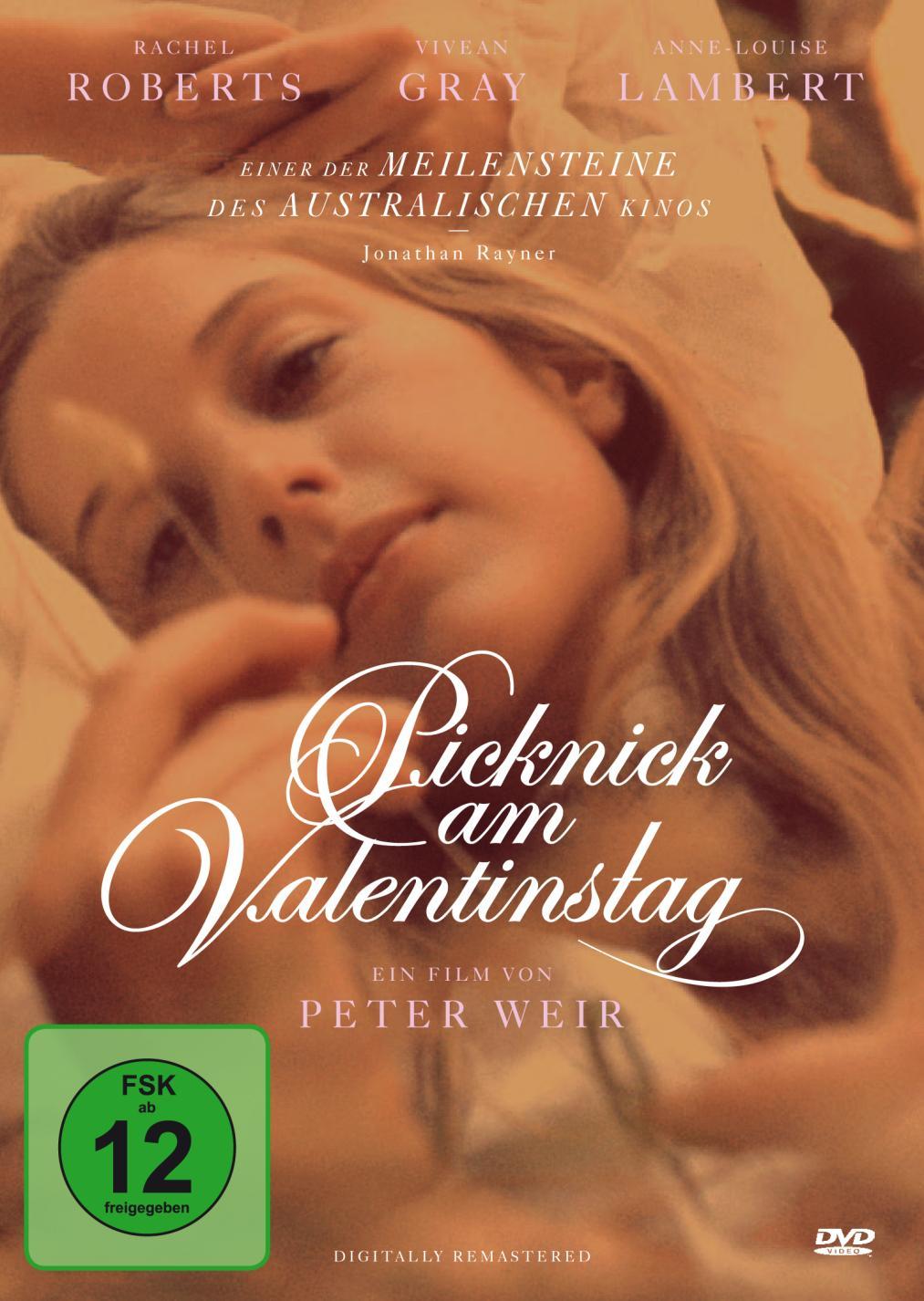 Peter Weir (I): Picknick Am Valentinstag U2013 Mystery Und Schrei Nach Freiheit