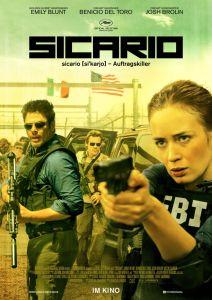 Sicario-Plakat