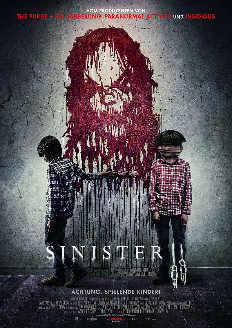 Sinister 3 Stream