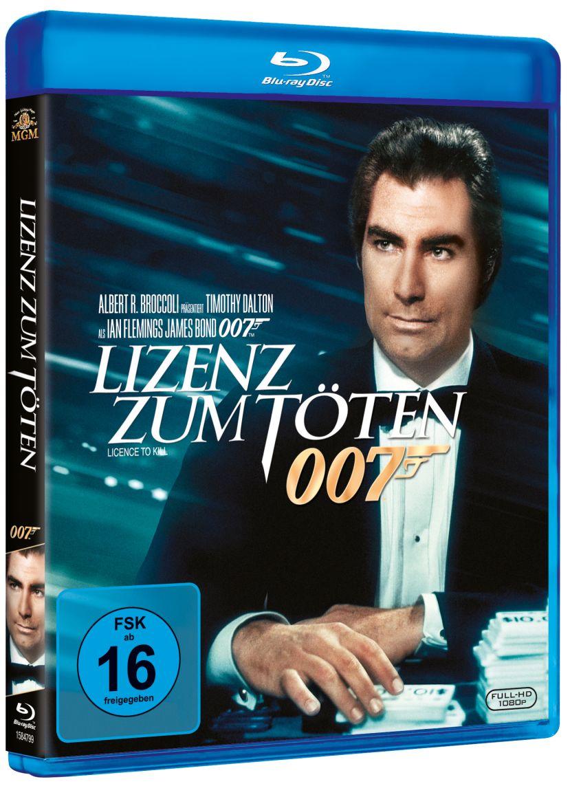 James Bond Lizenz Zum Töten