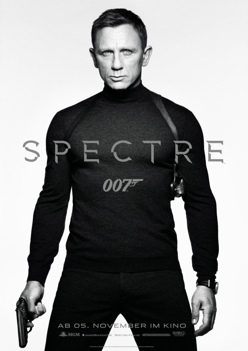 james bond 007 spectre der held wird zum mythos die. Black Bedroom Furniture Sets. Home Design Ideas