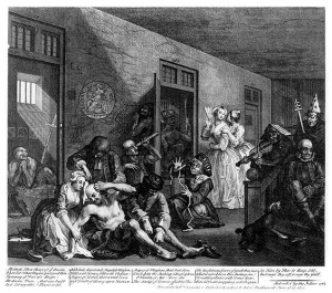 William_Hogarth-A_Rakes_Progress-Plate_8-In_The_Madhouse