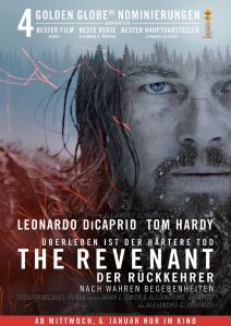 The_Revenant-Plakat