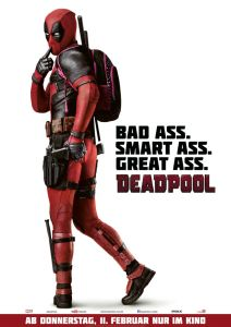 Deadpool-Plakat