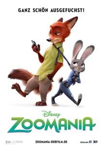 Zoomania-Plakat