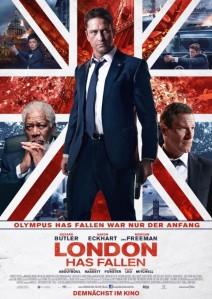 London_Has_Fallen-Plakat