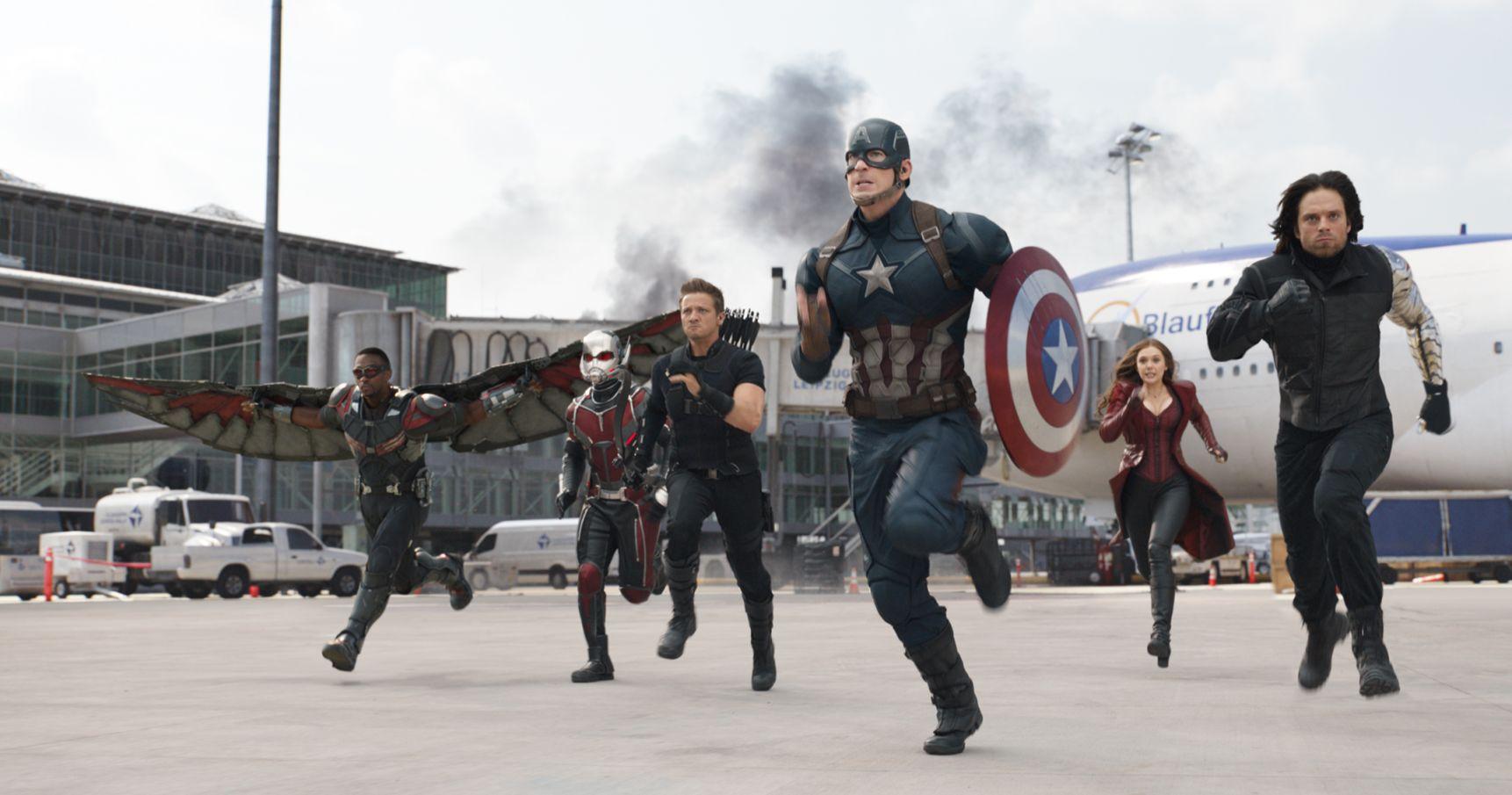 First Avenger Civil War