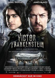 Victor_Frankenstein-Plakat