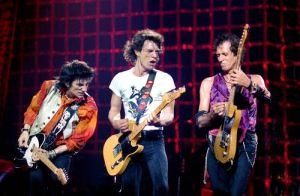 The Rolling Stones at Brixton Academy July 1995