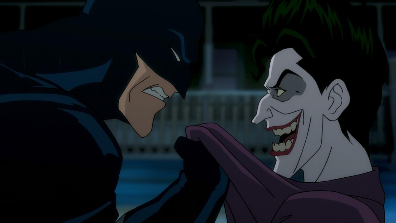 Batman – The Killing Joke: Joker, Batmans Spiegelbild   Die Nacht ...