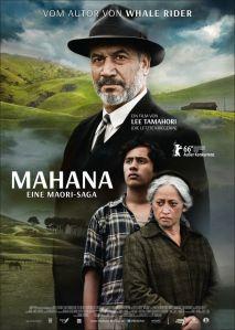 Mahana-Plakat