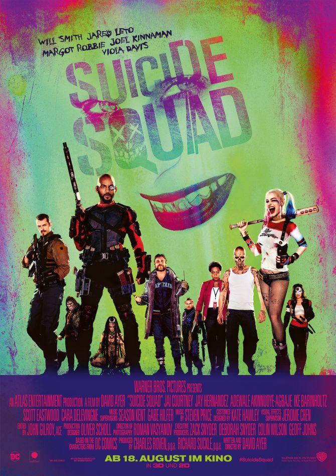 Suicide Squad – DC auf Selbstmord-Kurs? | Die Nacht der lebenden Texte