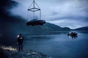 "Joel Kinnaman in a scene from Netflix's ""The Killing"" Season 4. Photo Credit: Carole Segal for Netflix."