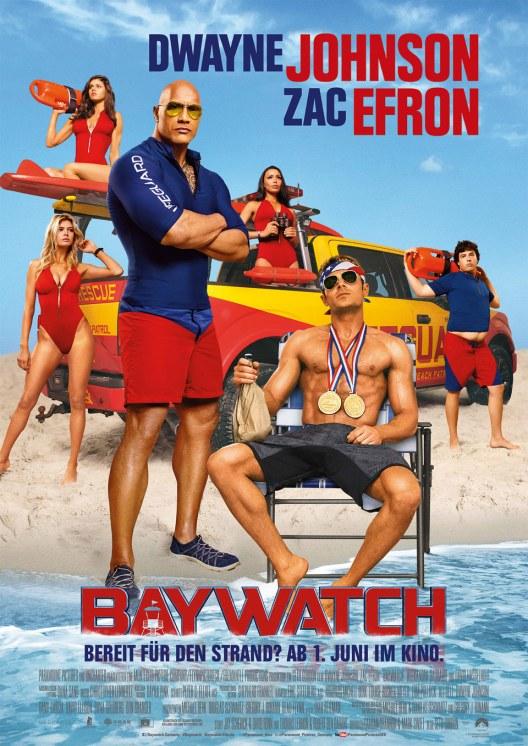 Baywatch Kinostart
