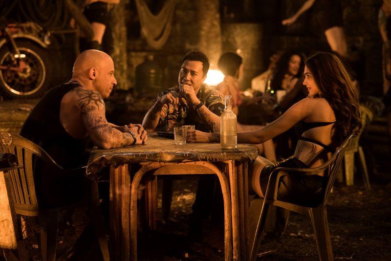 Xxx Die Ruckkehr Des Xander Cage Der Franchise Konig Hollywoods Die Nacht Der Lebenden Texte