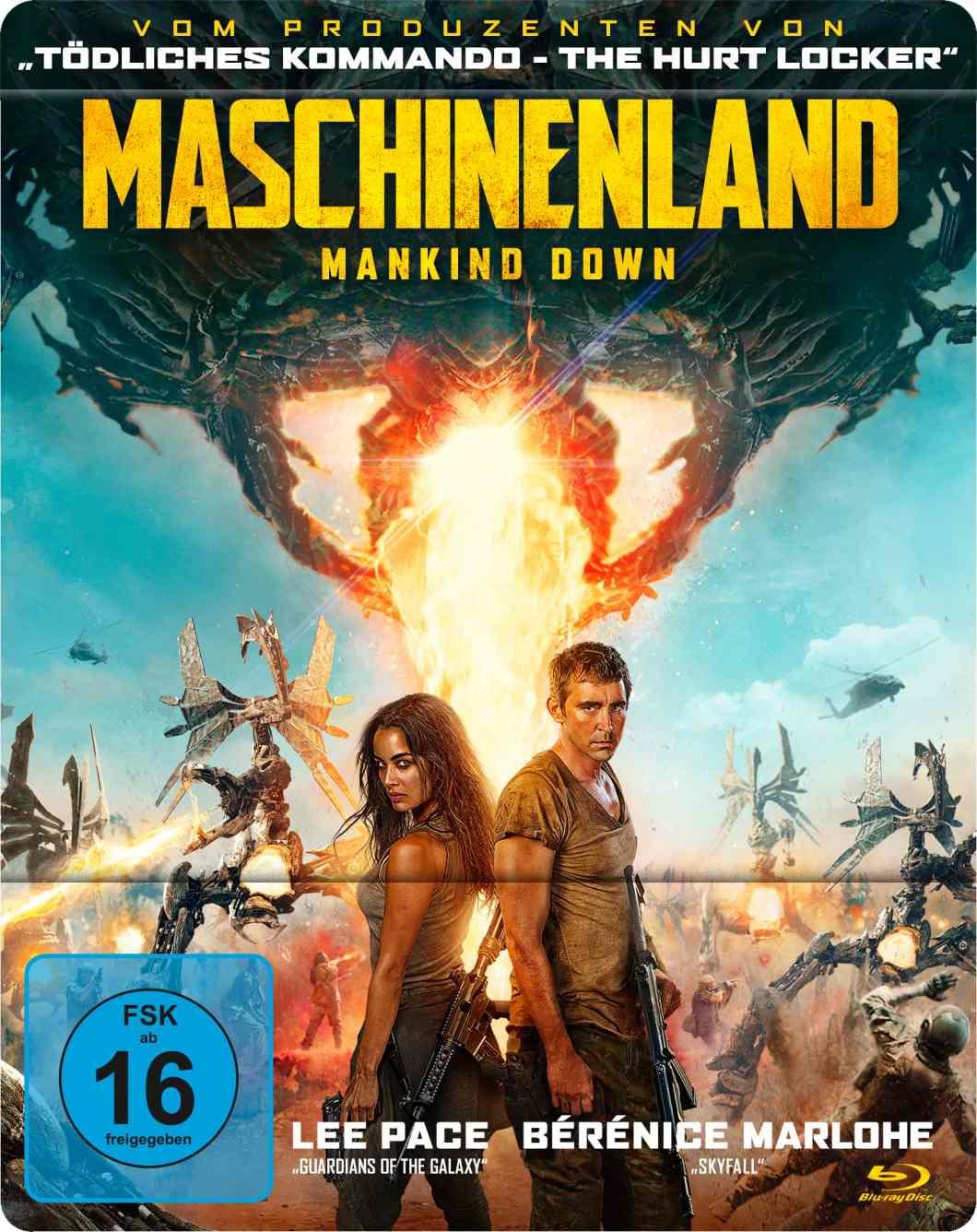 Maschinenland.Mankind.Down